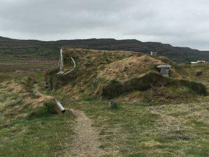 Sorcerer's Cottage, Klúka, Bjarnafjörður